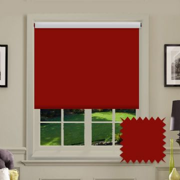 Blackout Roller Blind - Bermuda Pepper